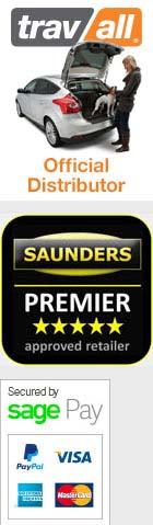 Official retailer for Travall and Saunders dog guards